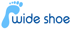Wide Shoe Logo