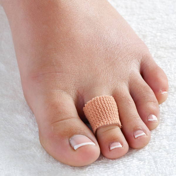 Padding & Bandages for Toes