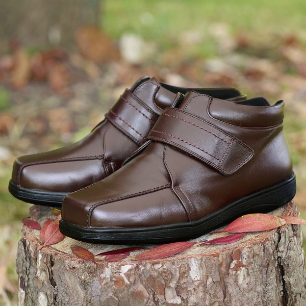 Alex Extra Roomy Boot and men's wider fitting boots