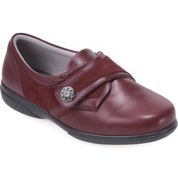 Cosyfeet Extra Roomy Ladies Shoe