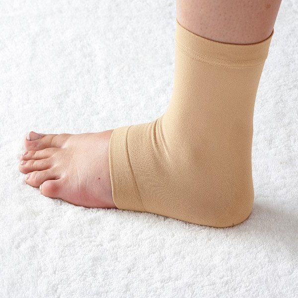 Gel Achilles Heel Sleeve and foot accessories and aids