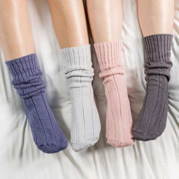 Bed Socks Extra Roomy & Super Soft and wider footwear