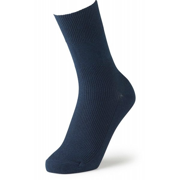 Extra Roomy & Cotton-rich socks and wider footwear