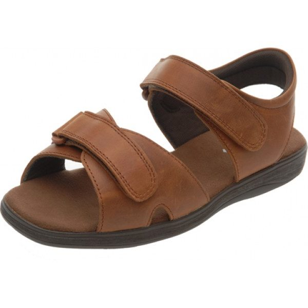 Bradford Roomy Sandal and men's wider sandals
