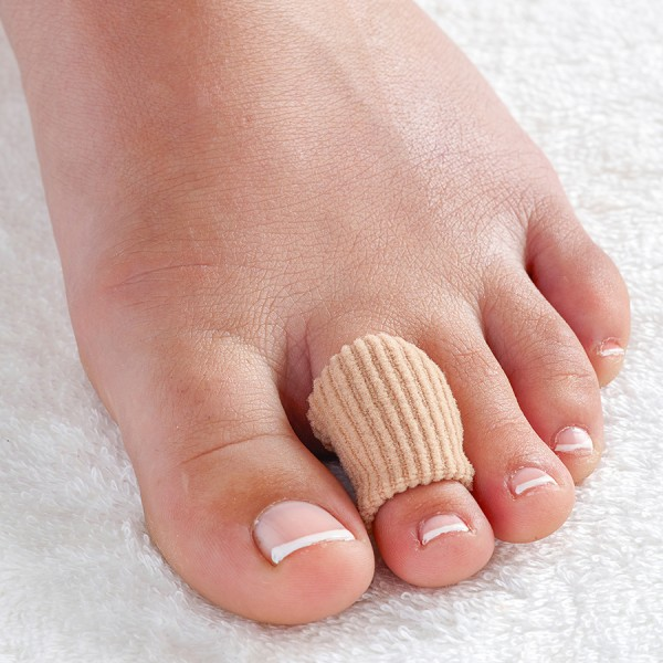 Gel Toe Pads and Foot Protection