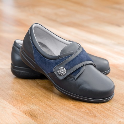 Cosyfeet Darcy Ladies Extra Roomy Shoe