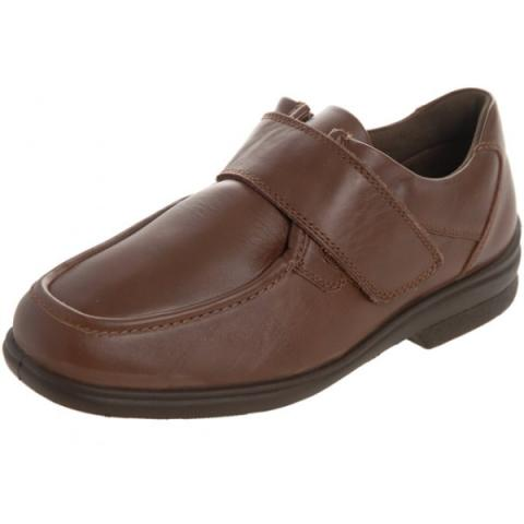 Mason Roomy Shoe and men's wider fitting shoes