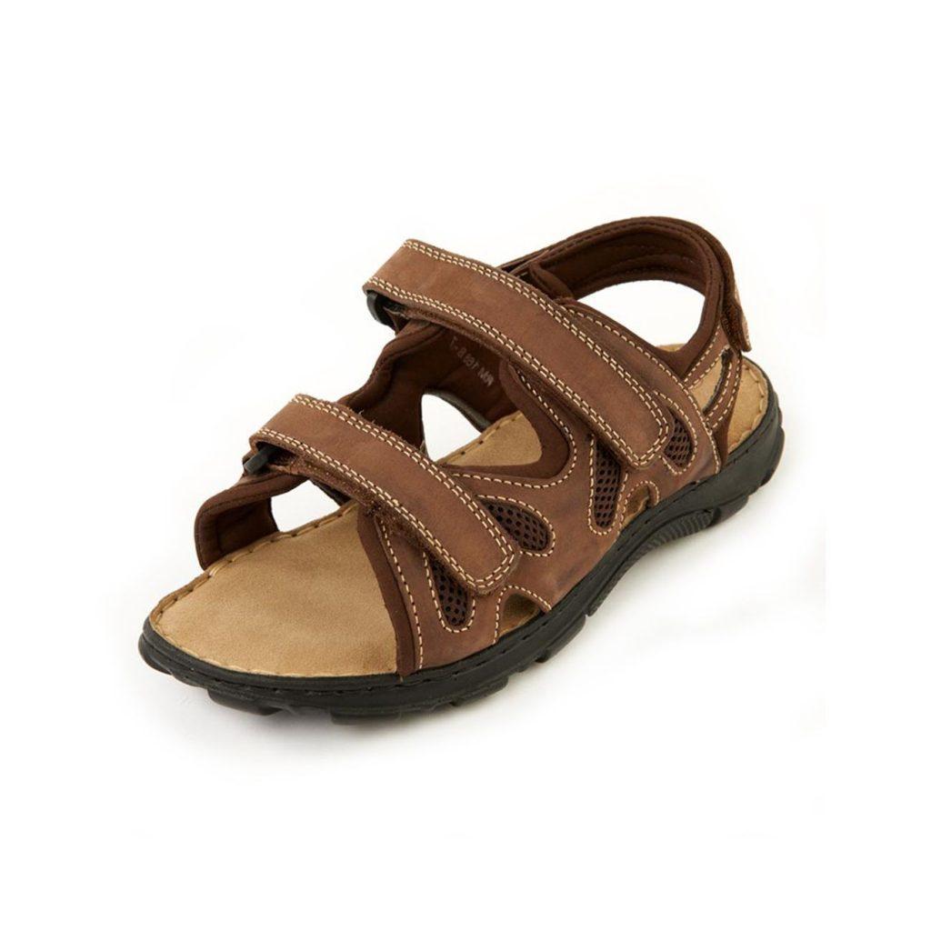 Neil Roomy Sandal - Wide Shoe
