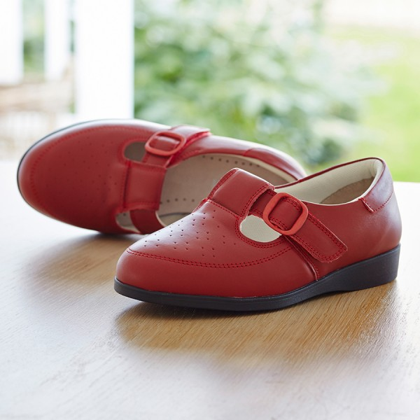 Catherine Roomy Shoe and ladie's wider fitting shoes