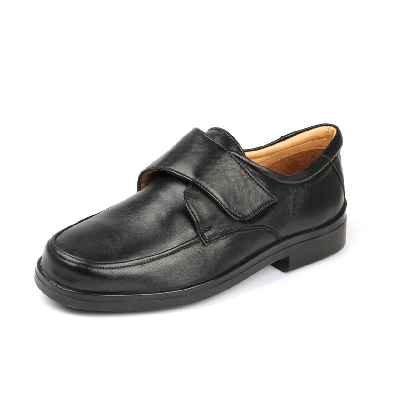 Terry Roomy Shoe and men's wider fitting shoes