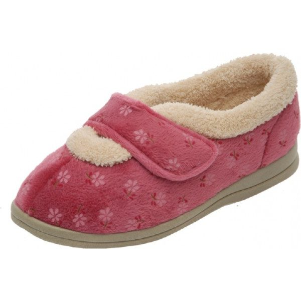 Cosyfeet Extra Roomy Ladies Sleepy Slipper
