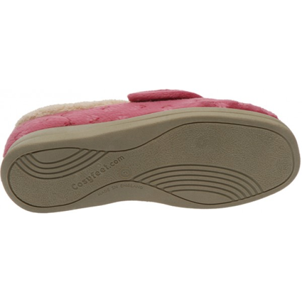 Cosyfeet Sleepy Ladies Extra Roomy Slipper