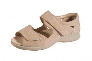 Kylie Roomy Ladies Sandal